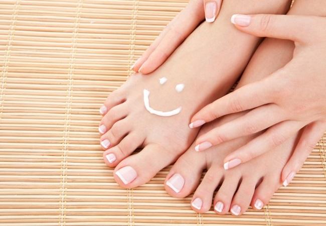 CBD-INFUSED Cream for Happy Feet