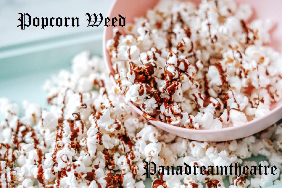Homemade 420 Popcorn
