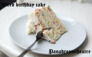 Recipe: How to Make a Cannabis-Infused Birthday Cake