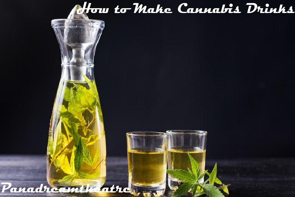Infused Drinks – How To Make Cannabis Lemonade & Iced Tea