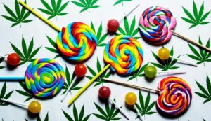 Weed Edible Candy & Sweet Recipes