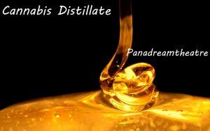 What is Cannabis Distillate?