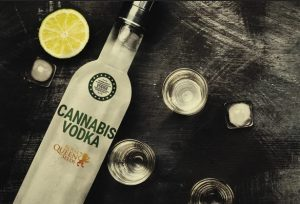 How to make cannabis vodka?