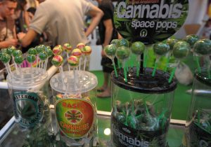 Marijuana Candy: How to Make Cannabis Lollipops?