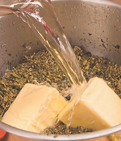 Easy cannabutter edible recipes