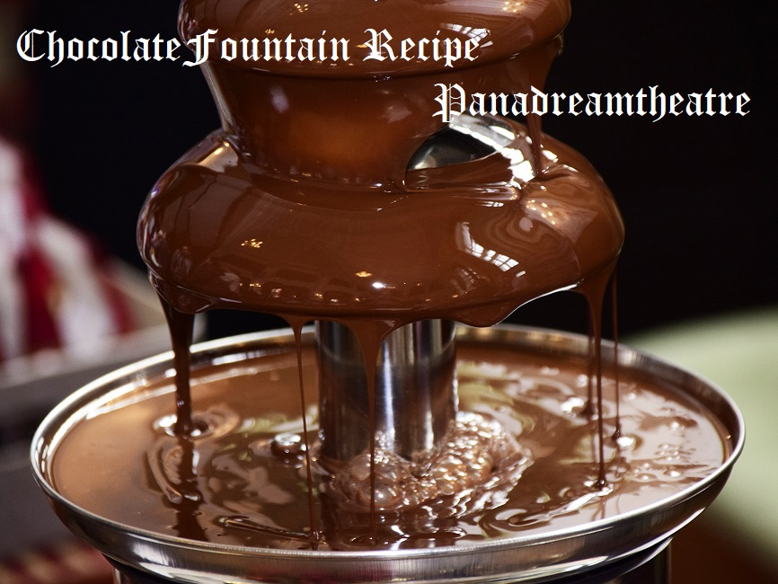 This Is How You Make A Cannabis Chocolate Fountain