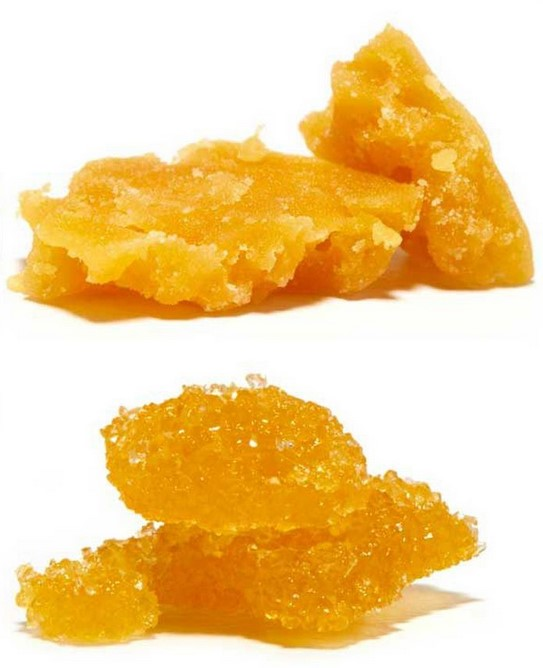 making edibles with concentrate