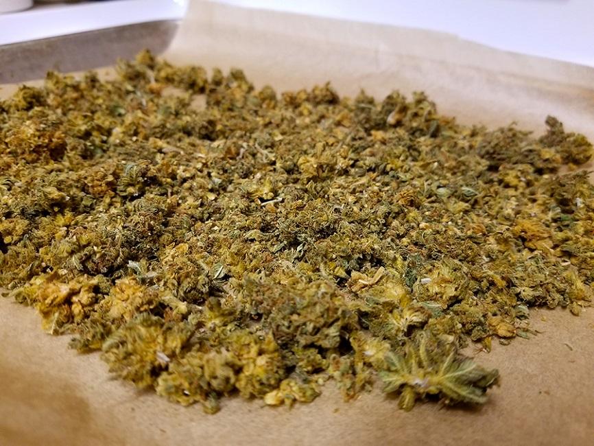 How To Decarboxylate Marijuana Trim
