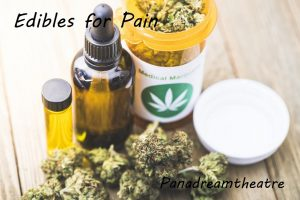 Edibles for Pain Relief