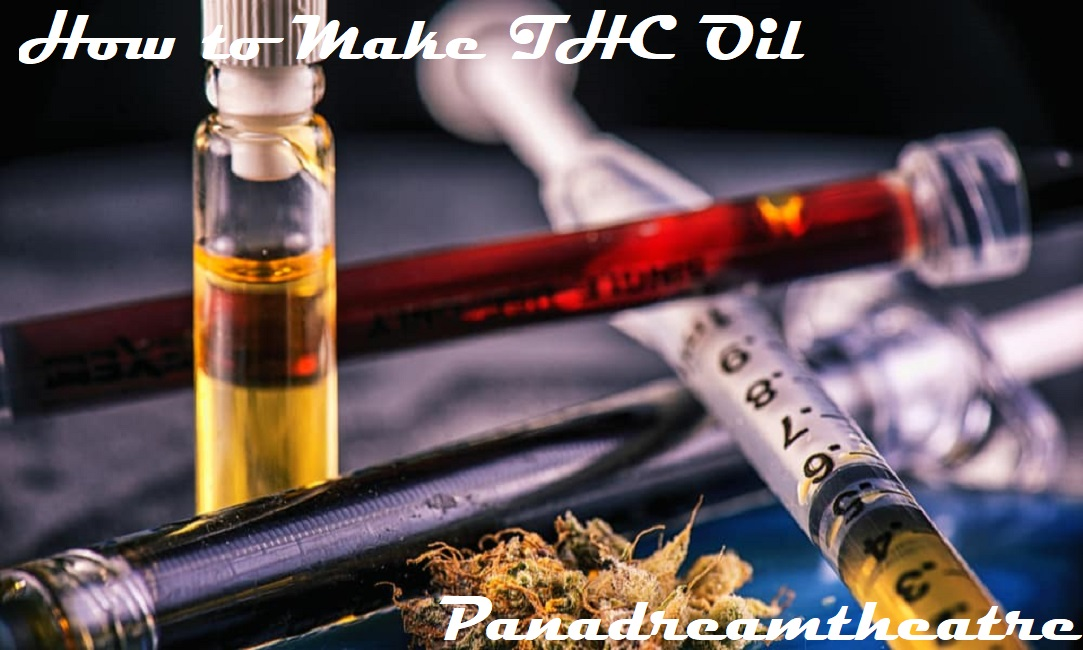 How to Make THC Oil for E-Cigs