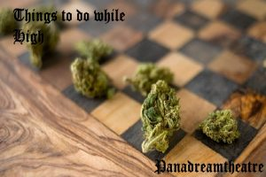 The Best Things To Do While High