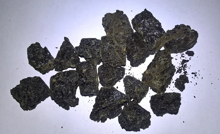 Weed Resin. What is weed resin made of?
