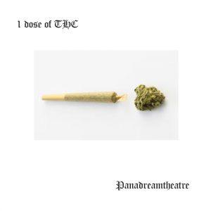 1 dose of THC