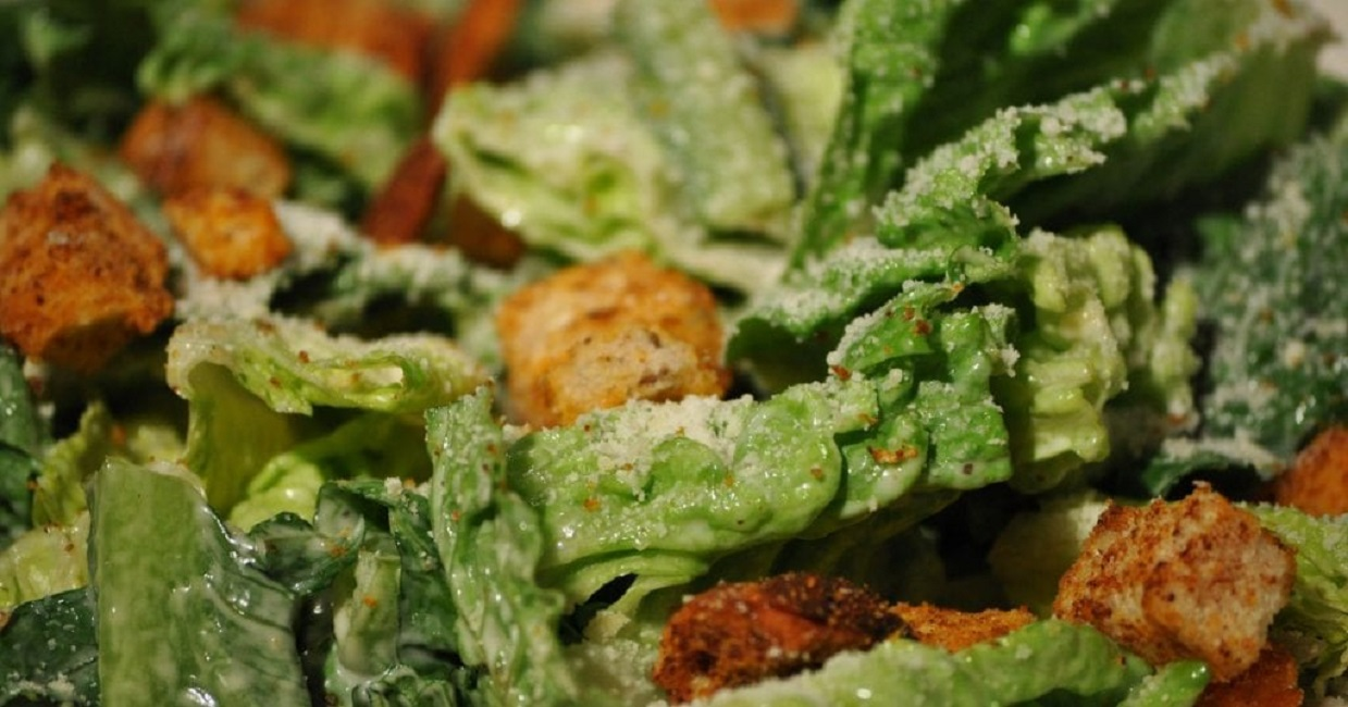Grilled Greek-ish Salad With an Infused Dressing