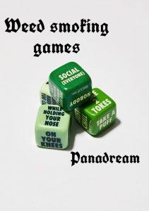 Weed smoking games
