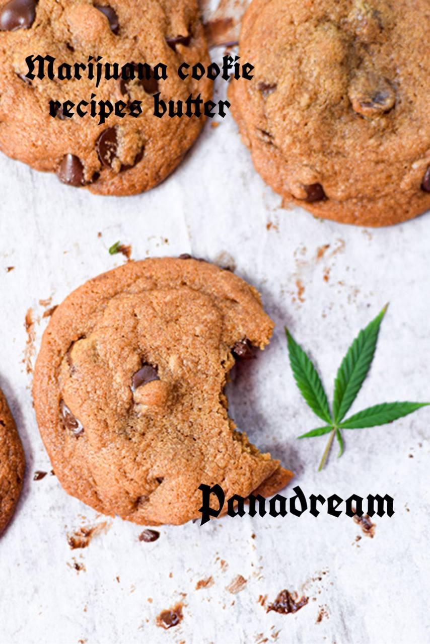 Marijuana cookie recipes butter