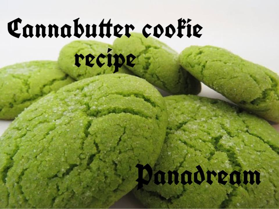 Cannabutter cookie recipe