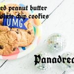 Weed peanut butter chocolate chip cookie