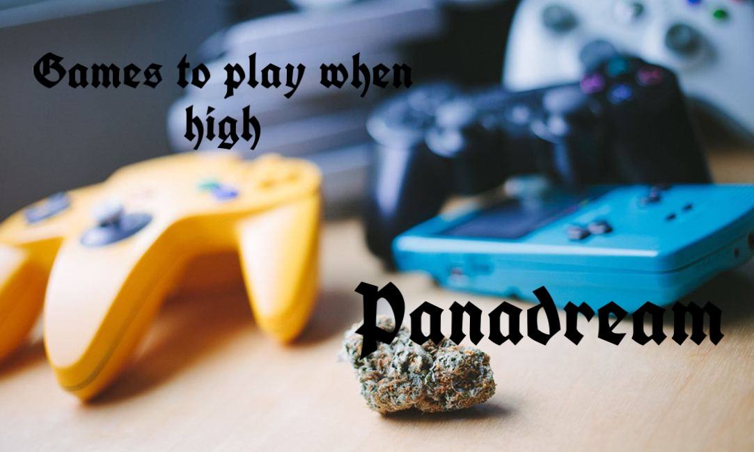 Games to play when high