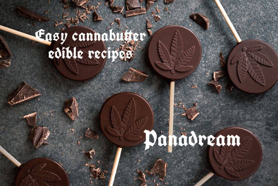 Easy cannabutter edible recipes
