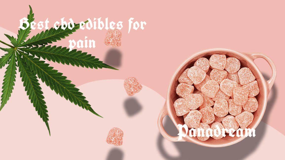 Best cbd edibles for pain