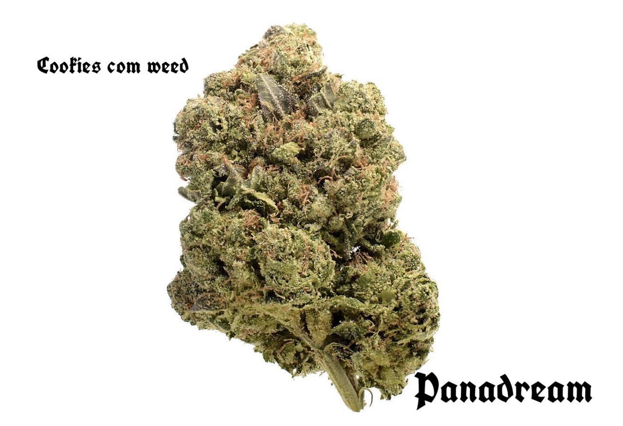 Cookies com weed