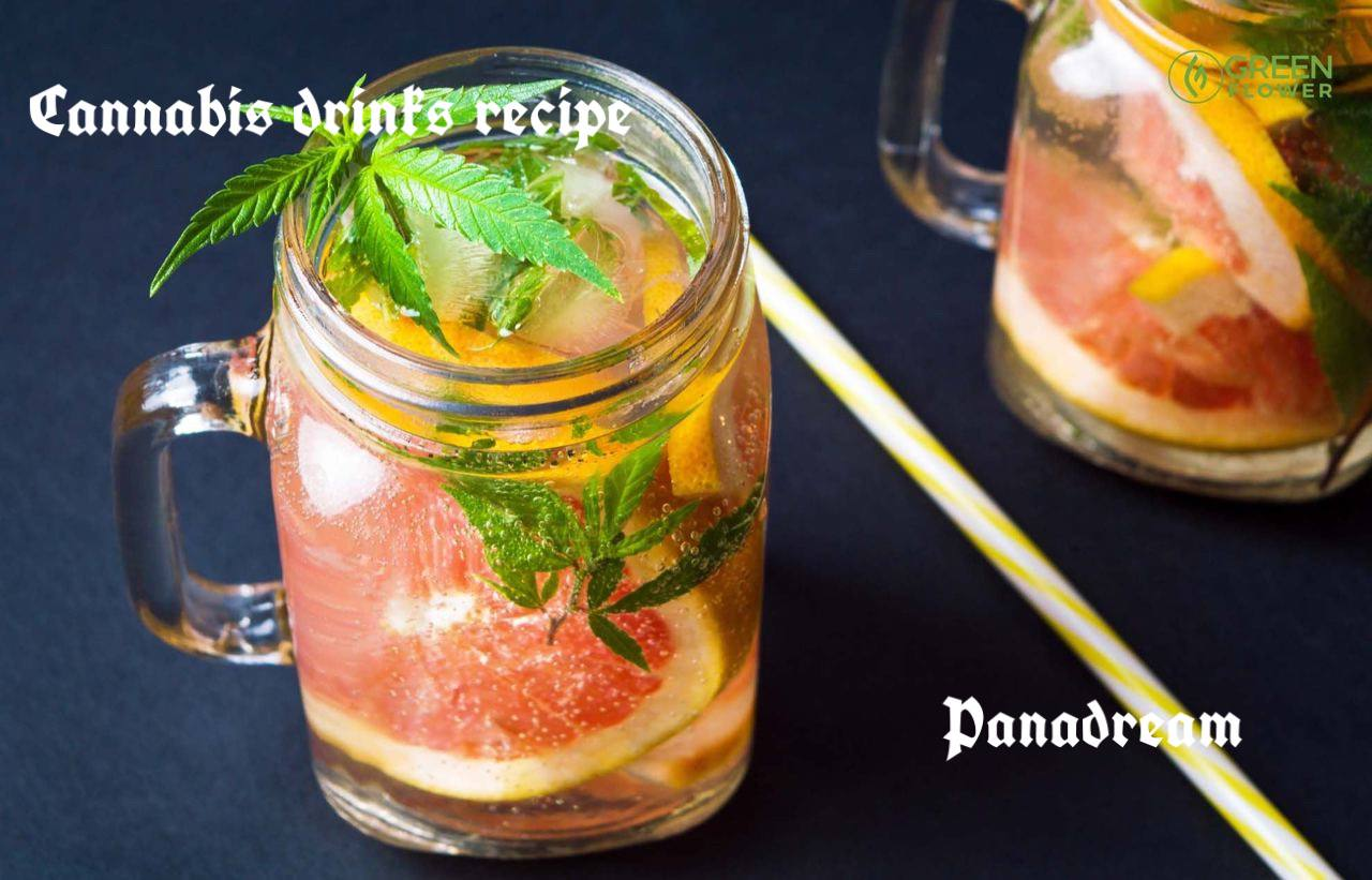 Cannabis drink recipe