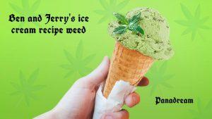 Ben and jerry's ice cream recipe