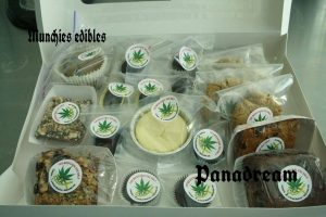 Munchies edibles