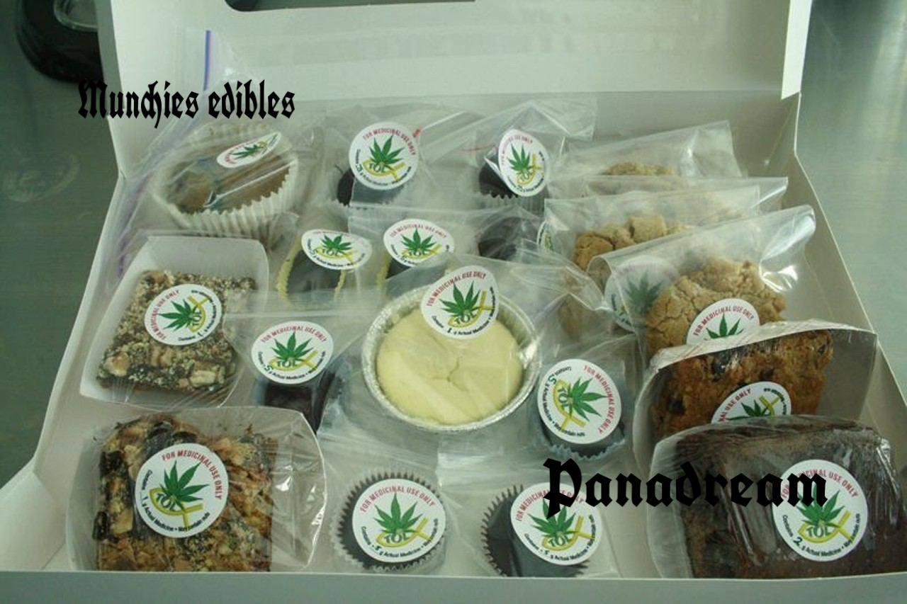 Munchies edibles