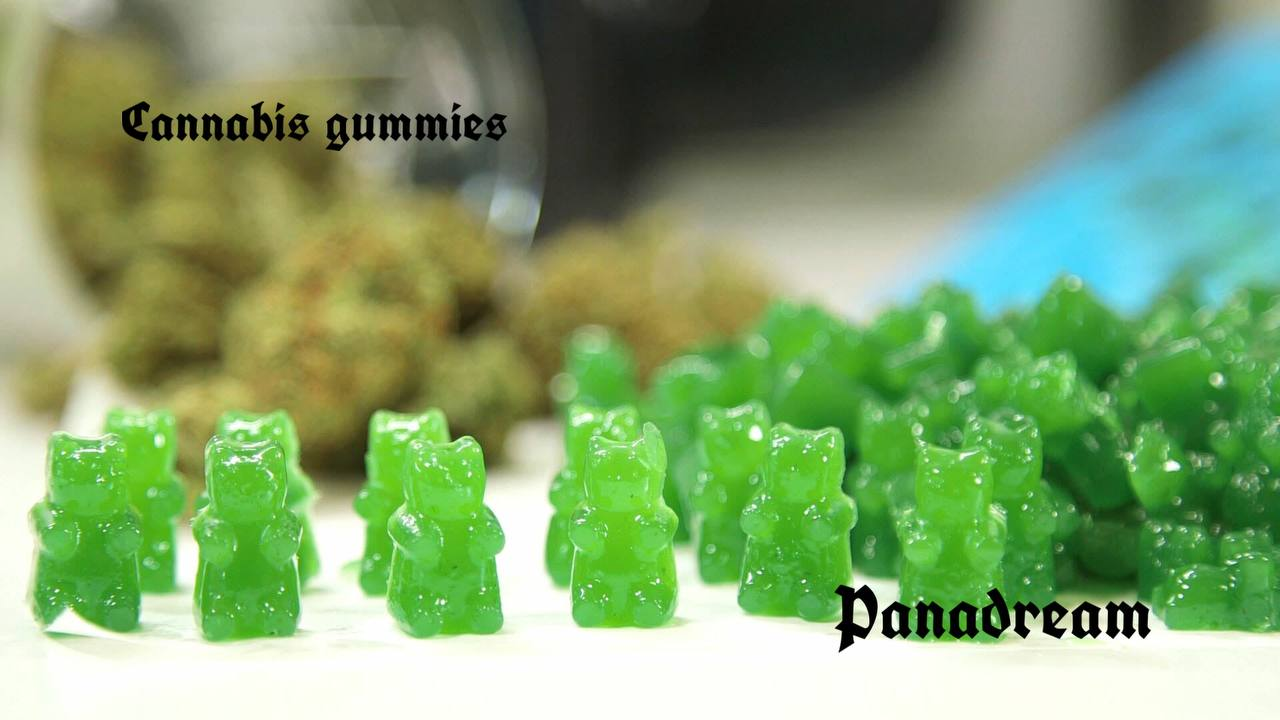 Cannadish gummies
