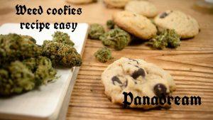 Weed cookies recipe easy