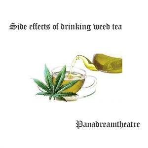 Side effects of drinking weed tea
