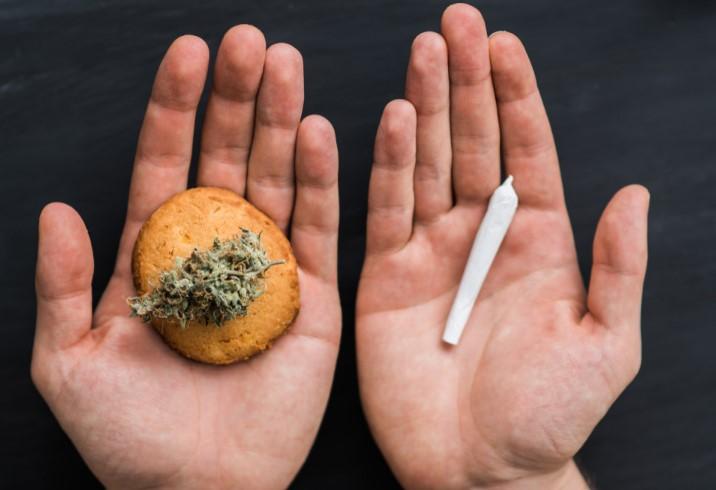 Are edibles stronger than smoking?