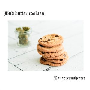 Bud butter cookies
