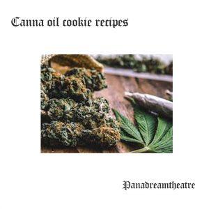 Сanna oil cookie recipes