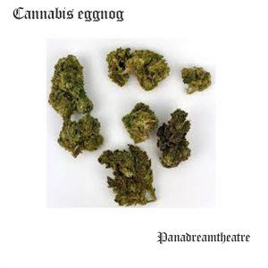 Cannabis eggnog