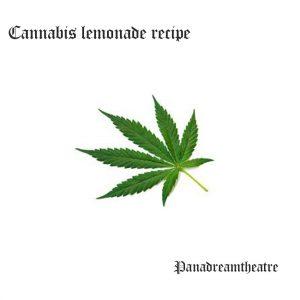 Сannabis lemonade recipe