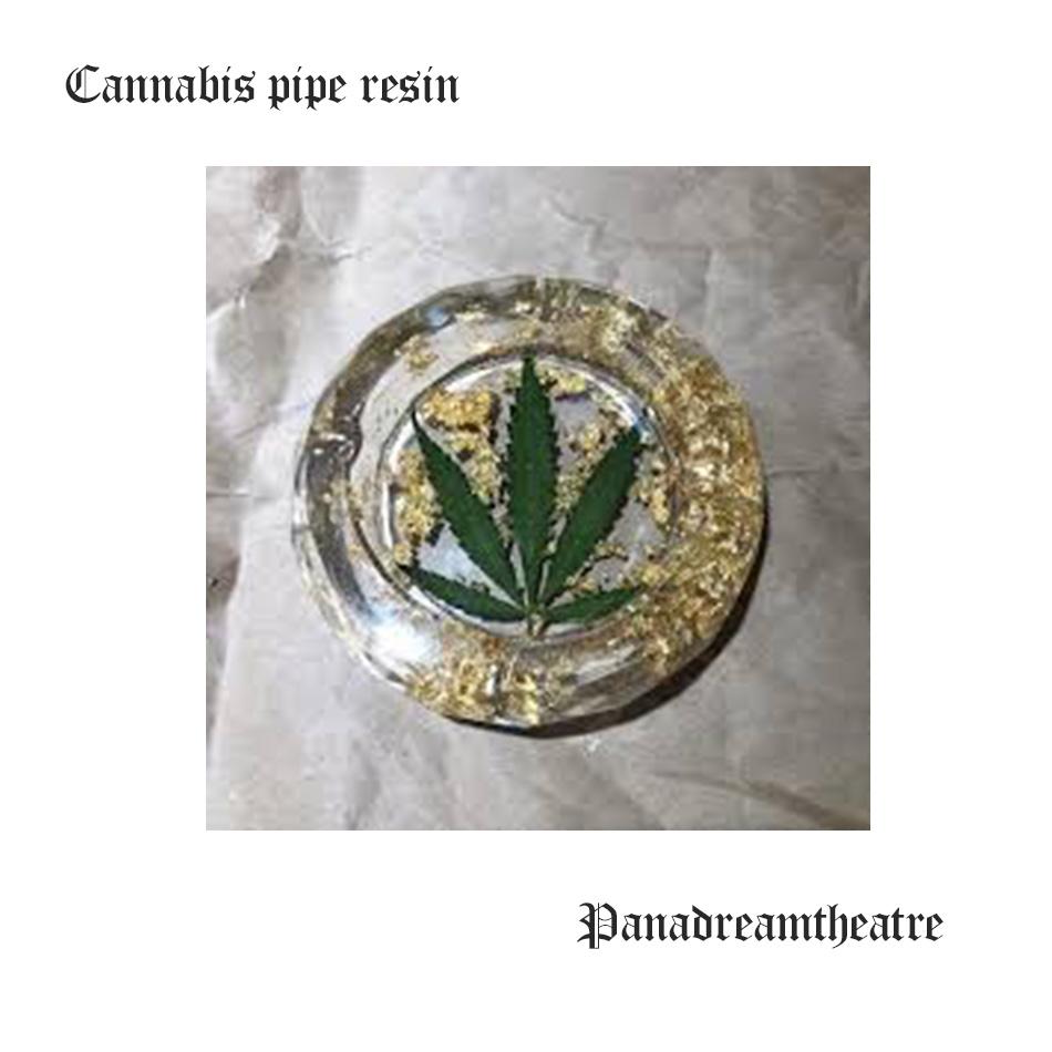 Cannabis pipe resin