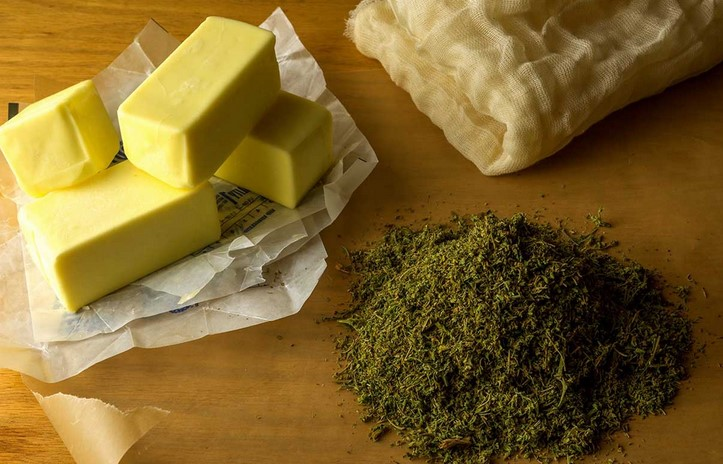 how to make cannabutter or cannaoil