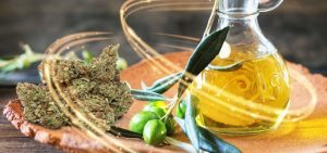 How to make CBD oil with olive oil?