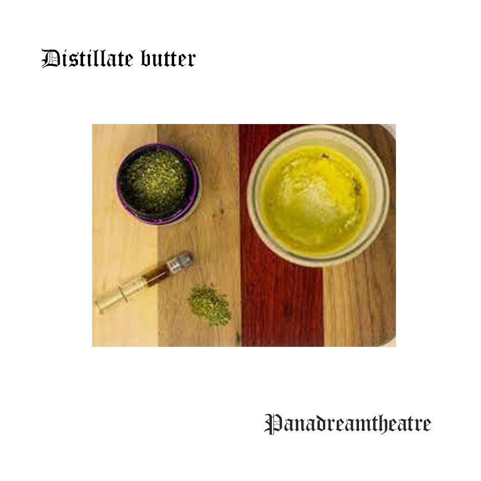 Distillate butter
