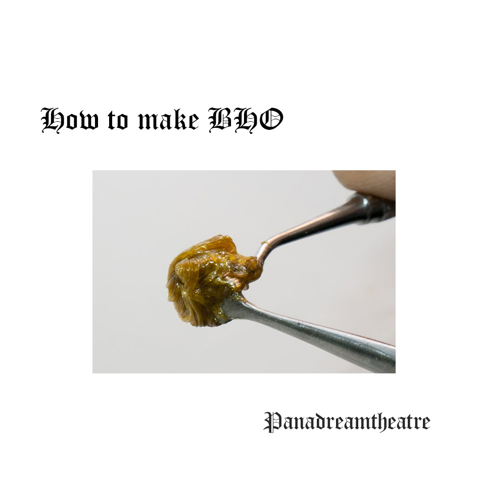 How to make bho