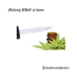 Making BHO at home