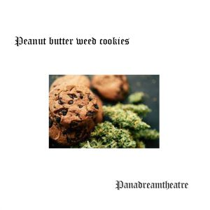 Peanut butter weed cookies