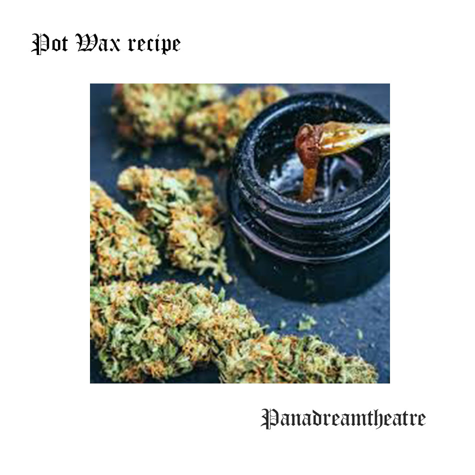 Pot Wax recipe