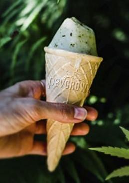 Weed ice cream