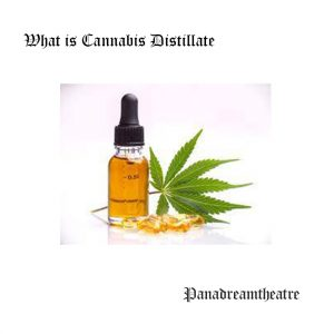 What is Distillate