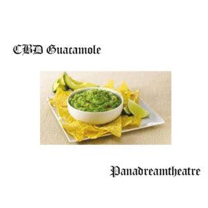 CBD Guacamole