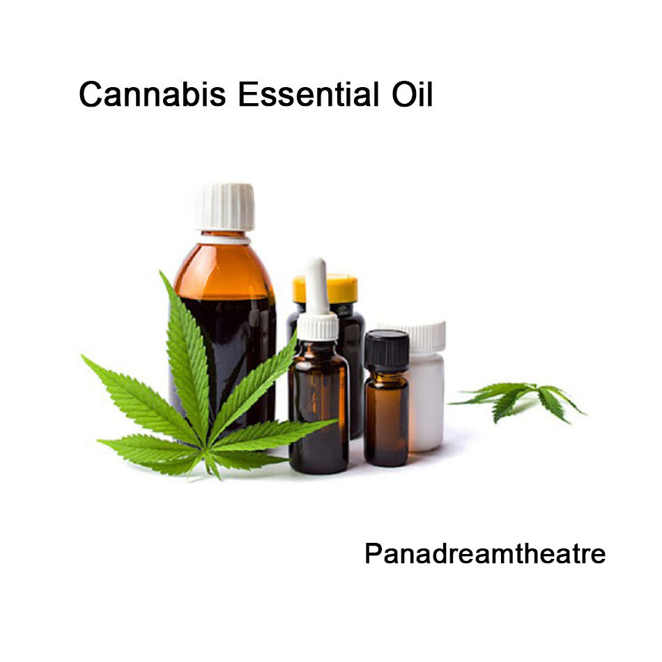 Cannabis Essential Oil Recipe for Inflammation